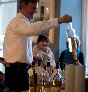Book a whisky tasting tour
