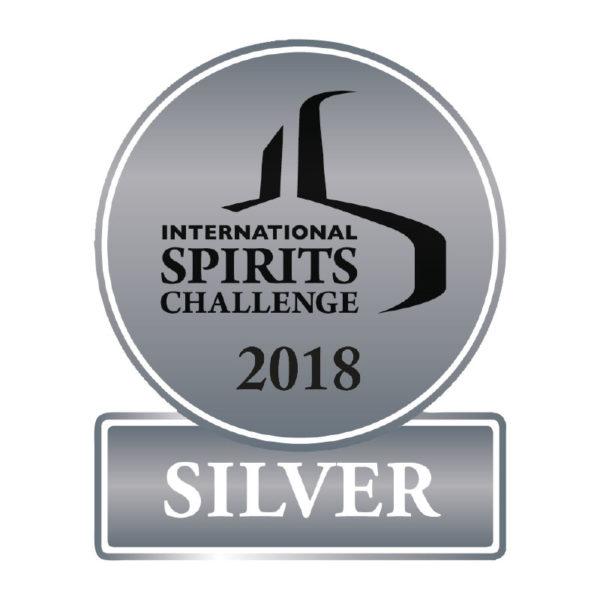 International Spirits Challenge 2018 - Silver