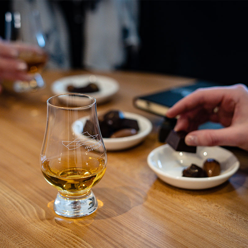 Book Raasay Distillery Chocolate and Whisky Tour