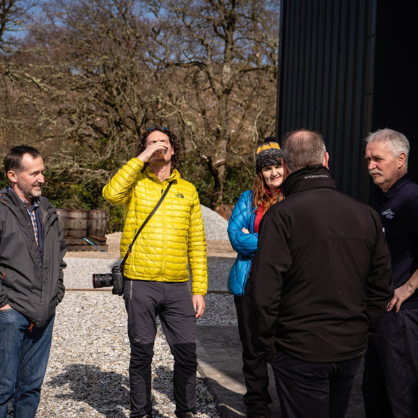 Book Raasay Distillery Warehouse Tour