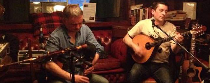 Raasay Tunes with Peter and Seamus