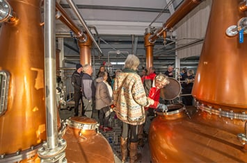 Visit the Isle of Raasay Distillery