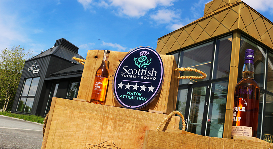 Five Star Whisky Distillery Visitor Attraction