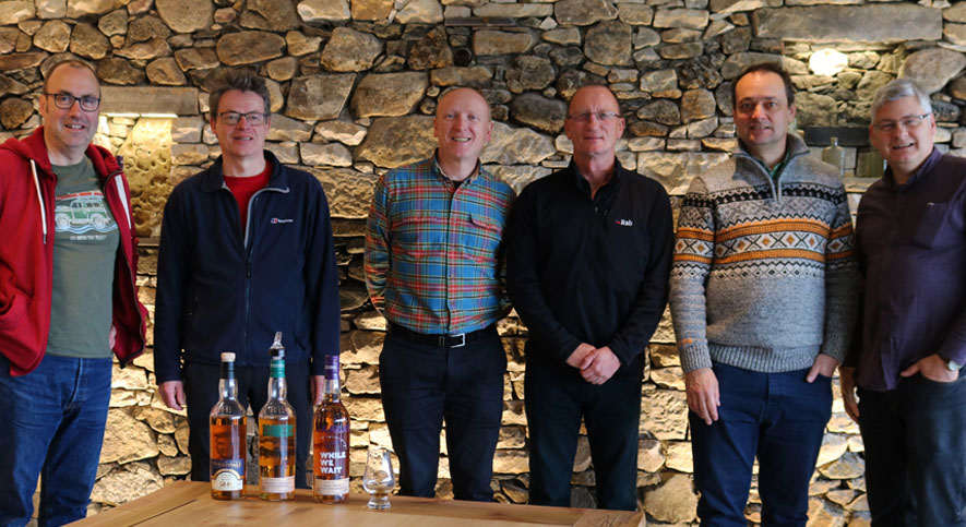 Raasay Distillery Visitor Centre Award