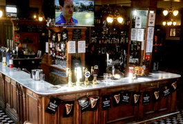 The Athletic Arms (The Diggers) Edinburgh