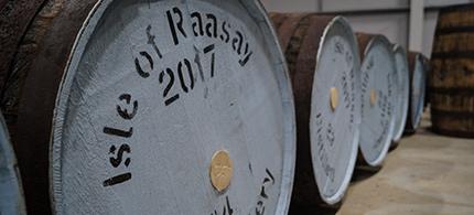 Buy a Raasay Distillery Cask