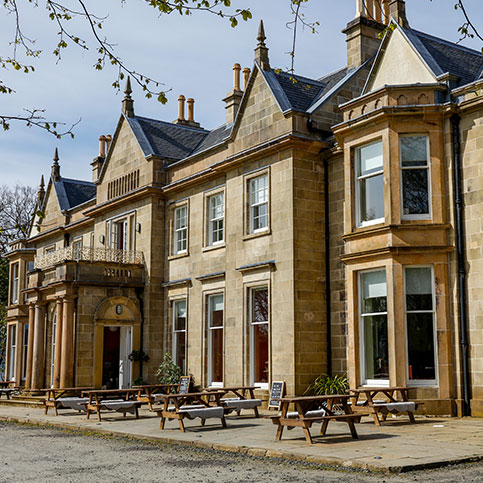 Clan Macleod Raasay House