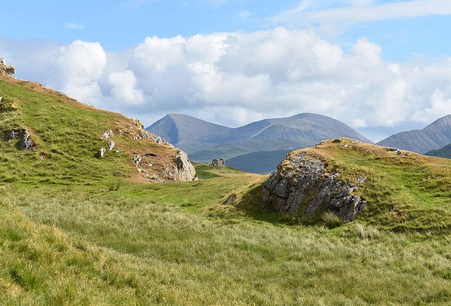 Isle of Raasay Landscape