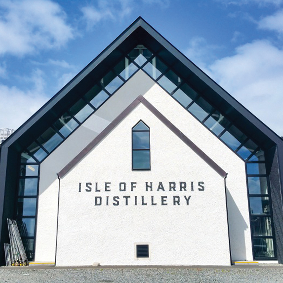 Isle of Harris Distillery, Hebridean Whisky Trail