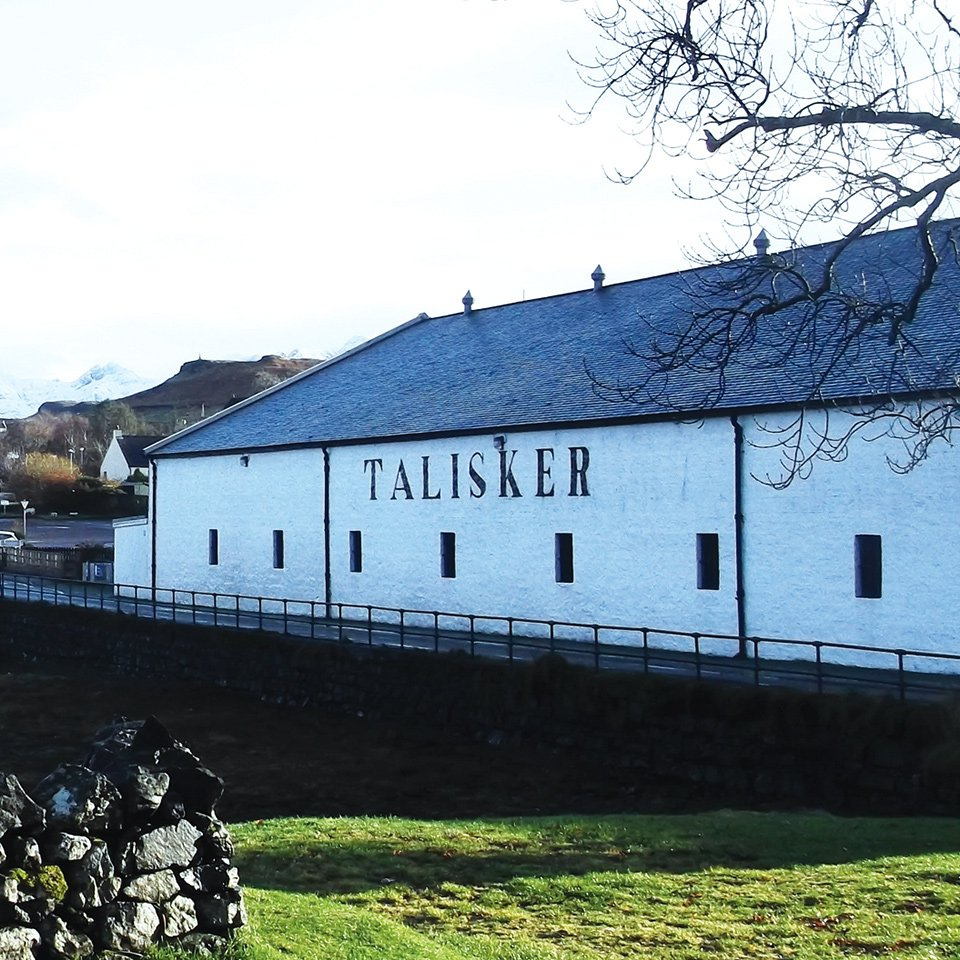 Talisker Distillery, Hebridean Whisky Trail