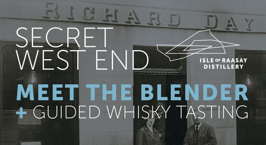 Secret Edinburgh West End Meet The Blender & Whisky Tasting