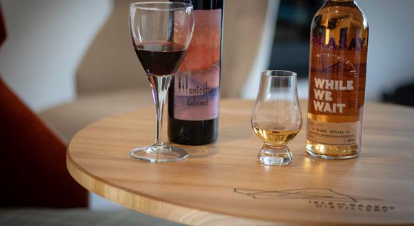 Tuscany Comes to Raasay Wine Tasting