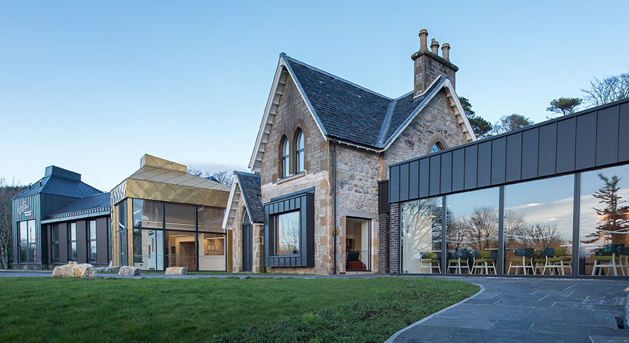 Borodale House Luxury Accommodation Raasay