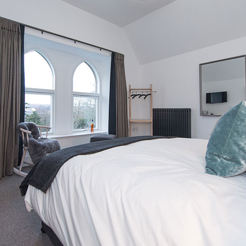 Raasay Distillery Luxury Bedrooms