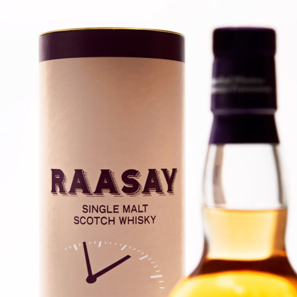 Raasay While We Wait - 2018 Release (70cl) Bottle