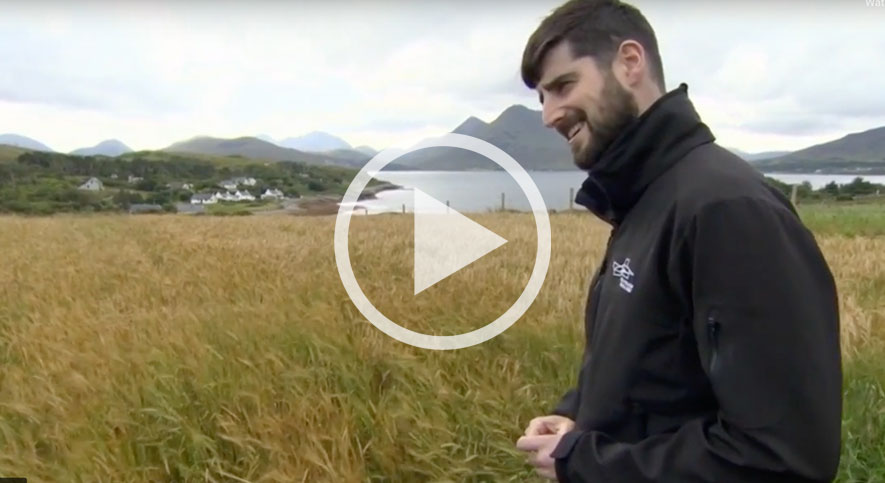 Raasay Distillery on BBC Landward