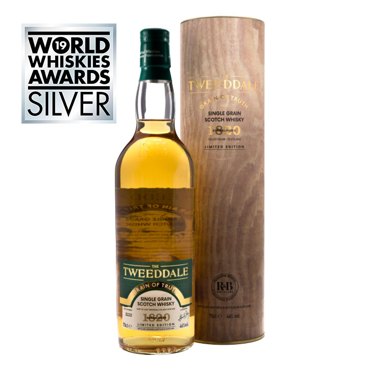 Tweeddale Grain of Truth, Single Grain Scotch Whisky