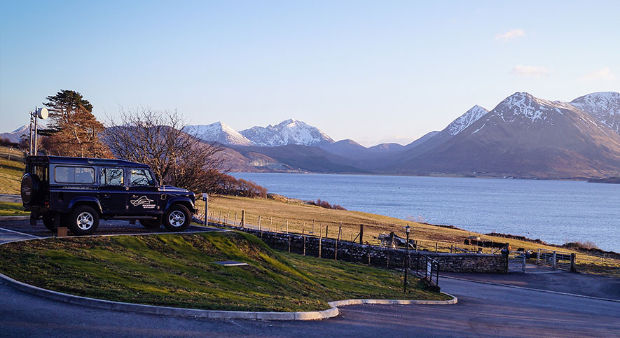 Raasay Distillery Winter Tour Times & Closure Information