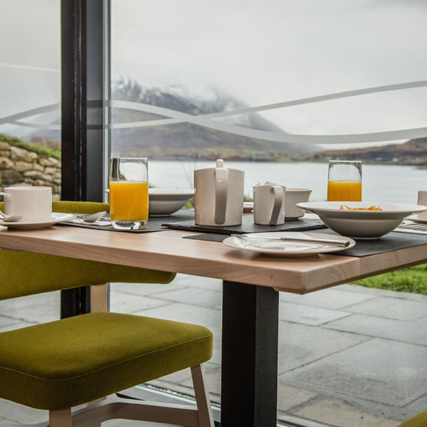 Winter Whisky Retreats Distillery Accommodation Breakfast