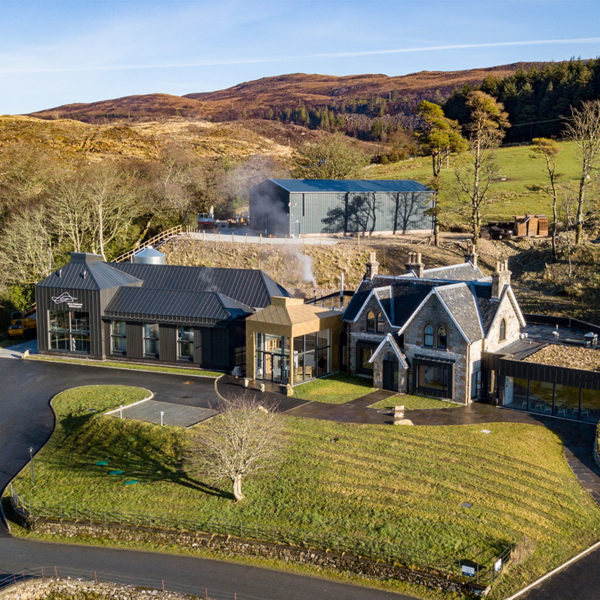 Winter Whisky Retreats Distillery