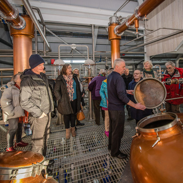 Winter Whisky Retreats Distillery Tour