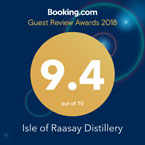 booking.com Gold Guest Review Award