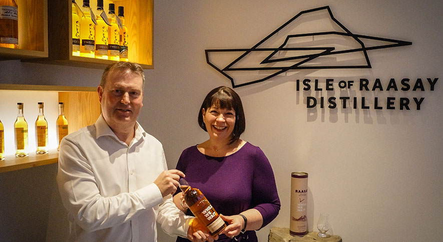 Raasay Distillery Campervan Competition Winner