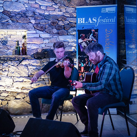 Raasay Distillery's Raasay Tunes at Celtic Connections