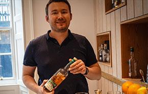 Tweeddale Whisky Blending Masterclass with Chris Hoban
