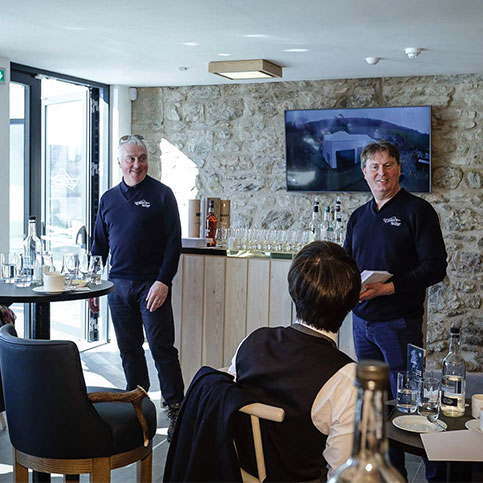 Raasay Distillery Tourism & Hospitality Open Day