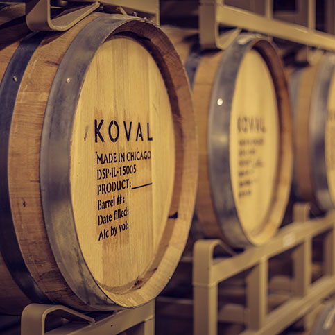Secret Edinburgh West End Whiskey Tasting With Koval Distillery