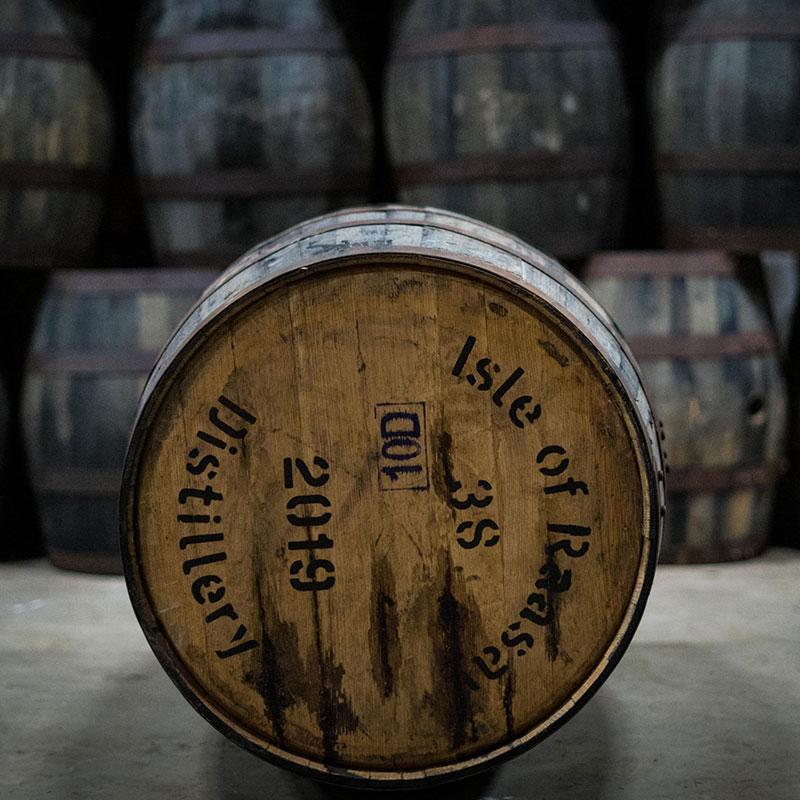 Raasay Distillery 190 Litre Cask