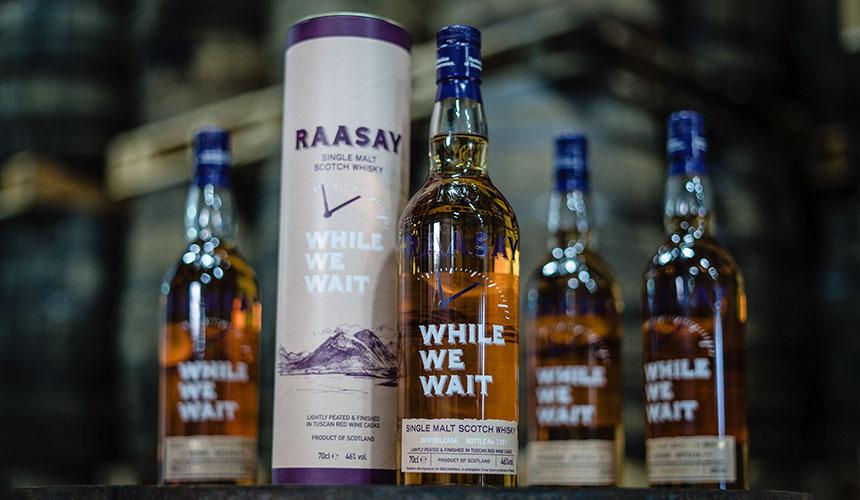 Buy Raasay Whisky Online