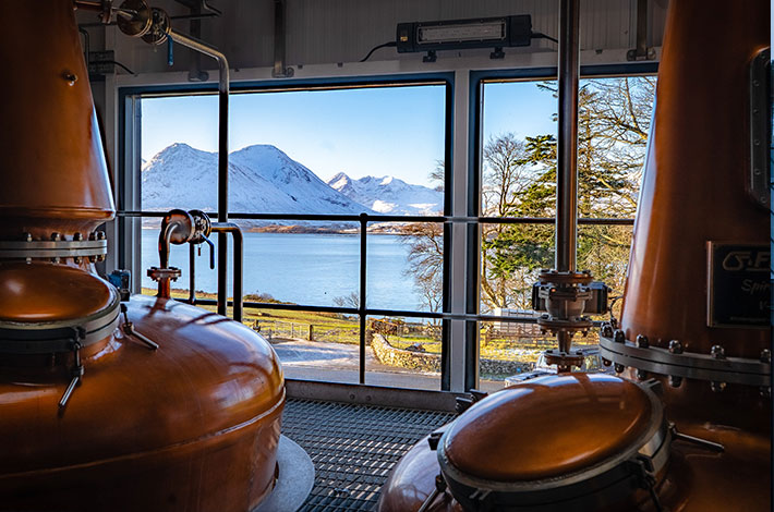 Isle of Raasay Distillery