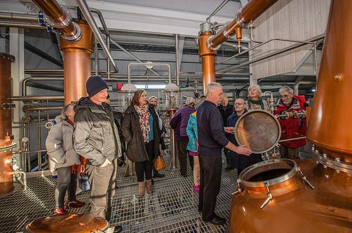 Visit Raasay Distillery