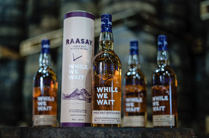 Raasay Distillery Whisky Shop