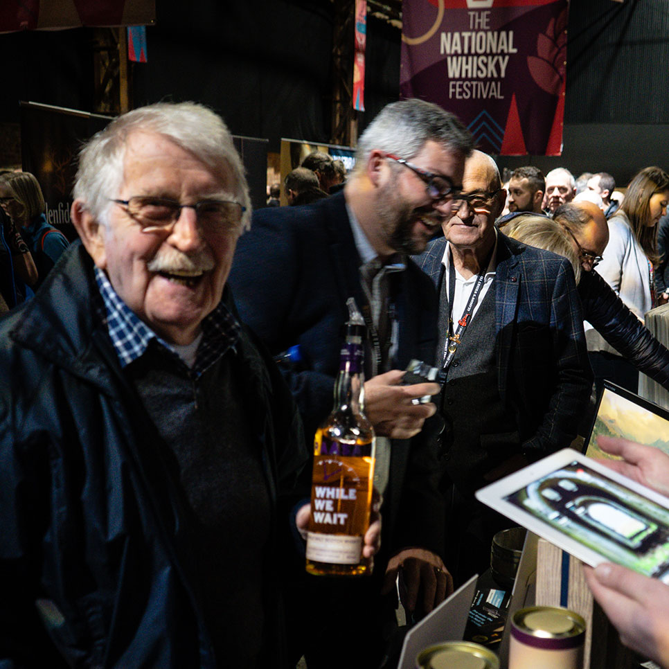 Raasay Distillery Single Malt at National Whisky Festival