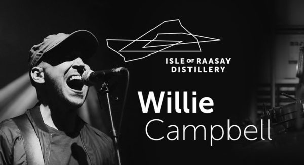 Raasay Tunes With Willie Campbell