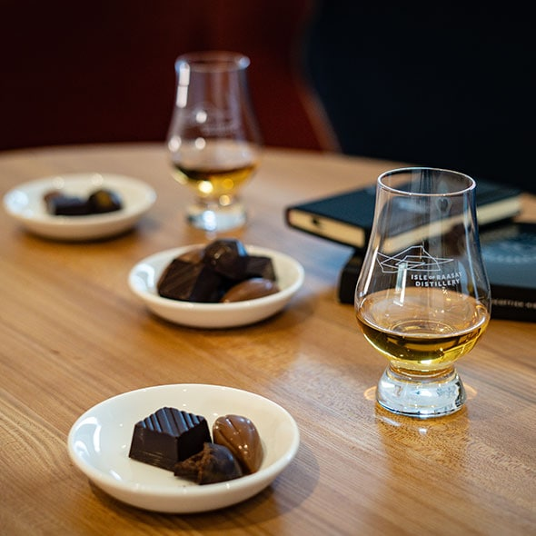 Chocolate and Whisky Pairing Tour