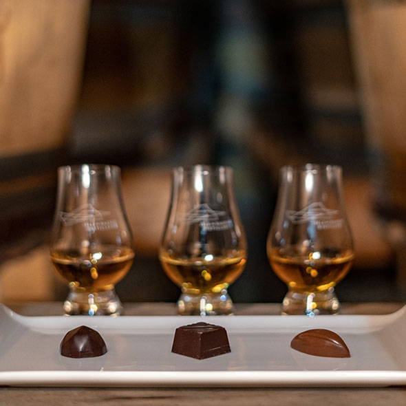Chocolate and Whisky Tasting Tour