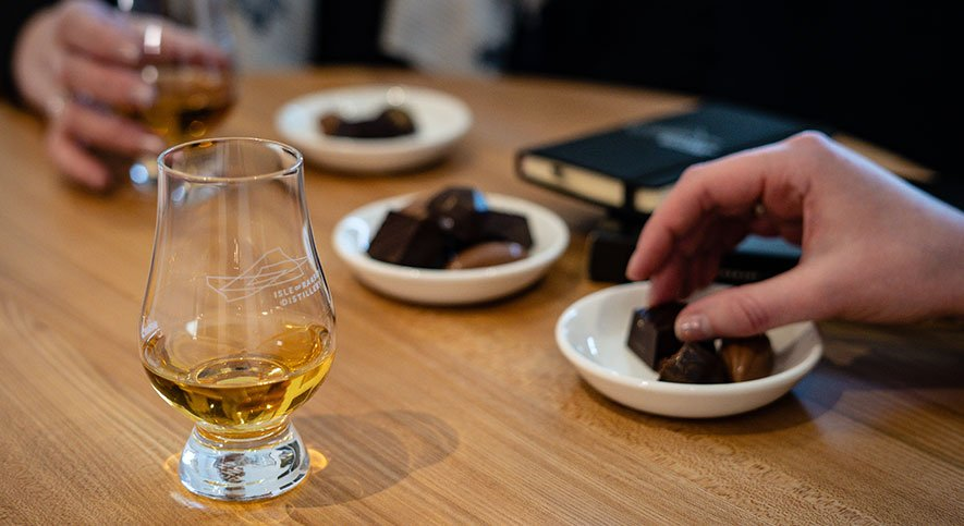 Chocolate and Whisky Tastings