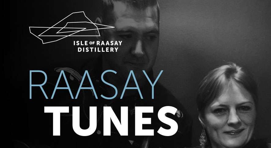 Raasay Tunes Live Music with Ross Martin & Eilidh Shaw