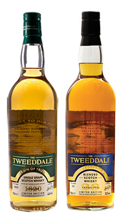 Tweeddale Whisky Silver Award