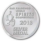 Raasay While We Wait San Fransisco World Spirits Competition 2018 - Silver