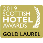 Scottish Hotel Awards 2019 Gold Laurel
