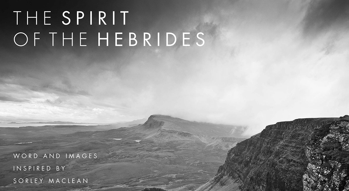 Alastair Jackson - 'The Spirit of the Hebrides' Photography