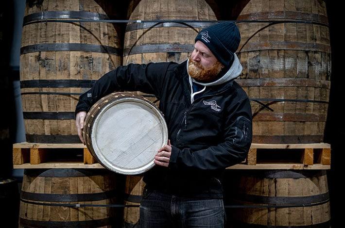 Ex-Speyside Raasay Distillery Cask