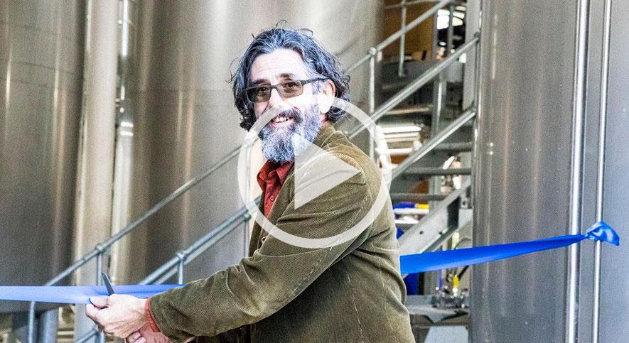 Dave Broom Opens Raasay Distillery