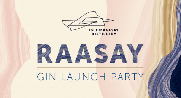 Isle of Raasay Gin Launch Party