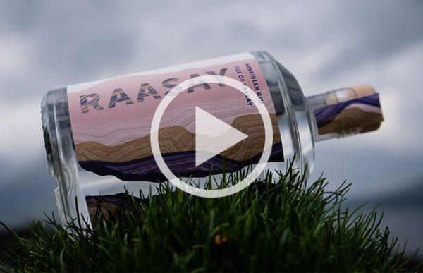 Making Isle of Raasay Hebridean Gin